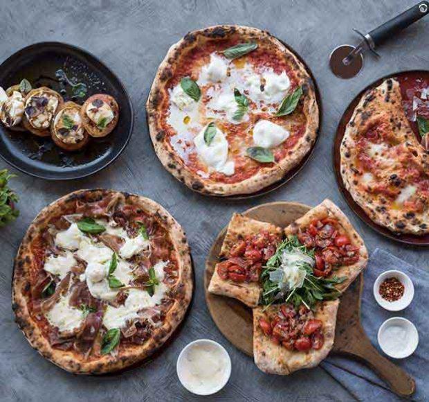 pizza haberfield